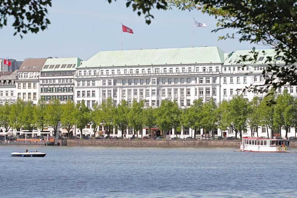 Fairmont Hotel, Hamburg